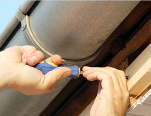 Gutter Problems: Decide Between Gutter Repair & Replacement