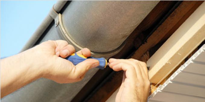 Gutter Repair & Replacement