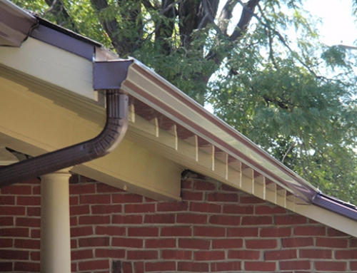 Attractive Gutter Downspout Extension Ideas
